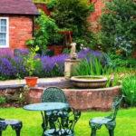 Стили  мебели для сада